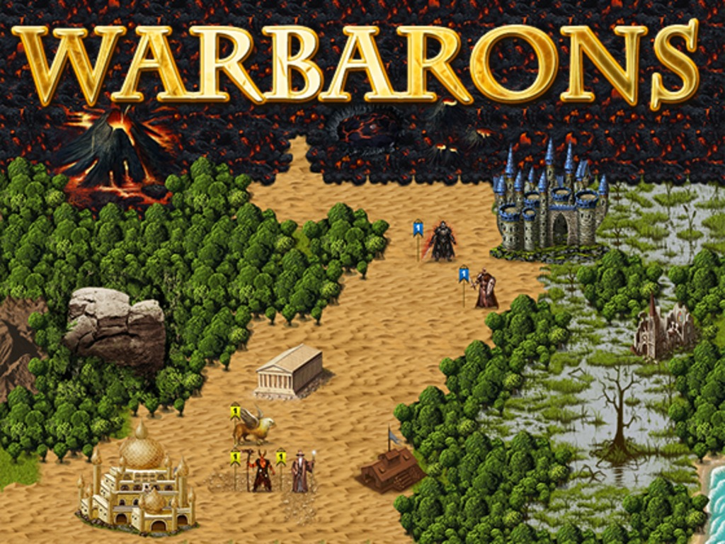Warbarons - A classic turn based strategy game's video poster