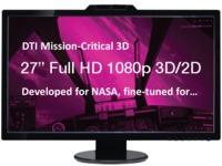 DTI Glasses-Free Mission Critical 3D/2D  Display
