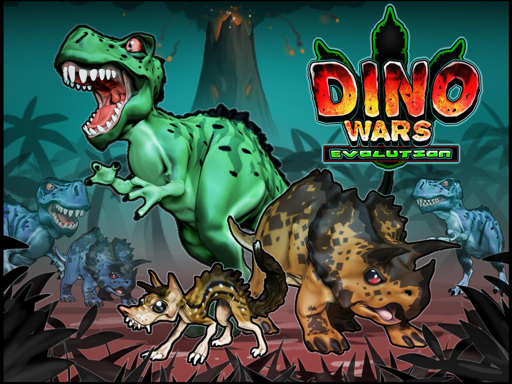 DinoWars Evolution (Canceled)'s video poster