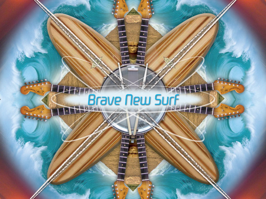 Brave New Surf's video poster