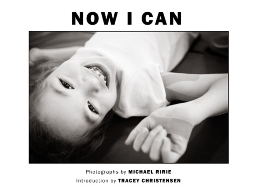 Now I Can - A photographic documentary book's video poster