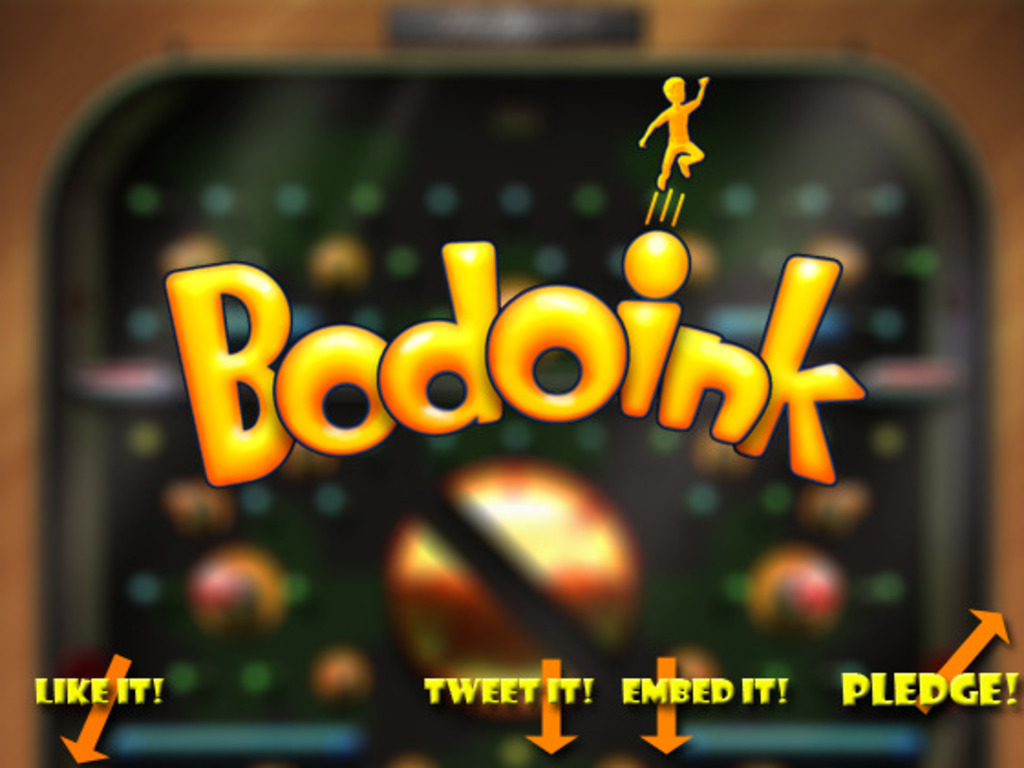 Bodoink - Kinect Family Fun's video poster