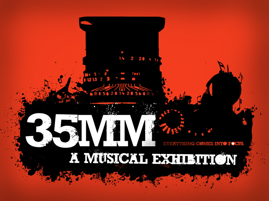 35MM, A Musical Exhibition: Production AND Album!'s video poster