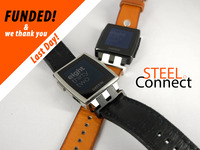 SteelConnect - Connecting your Pebble Steel with any Strap