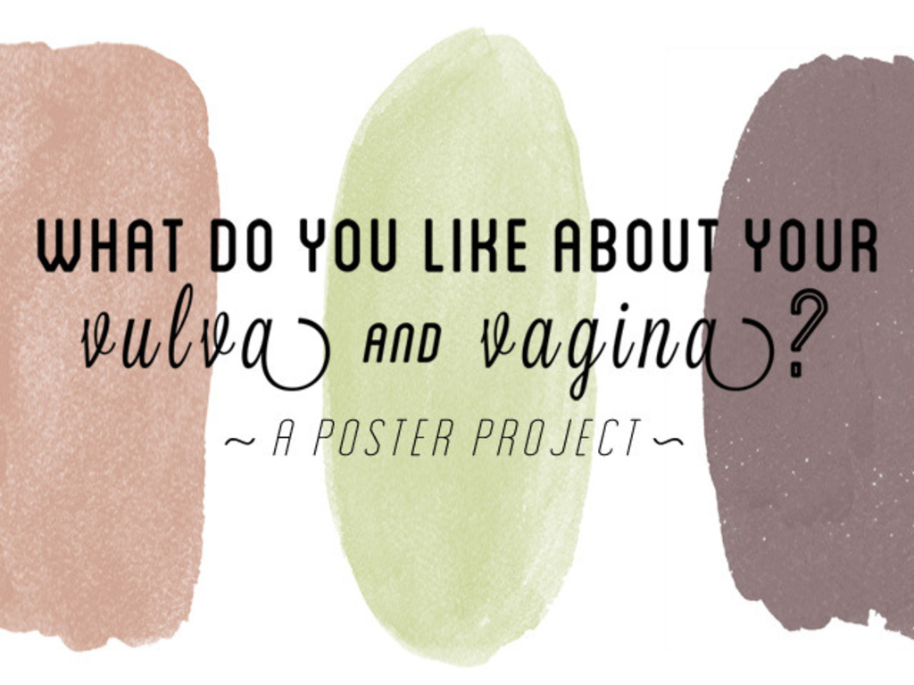 What Do You Like About Your Vulva and Vagina?'s video poster