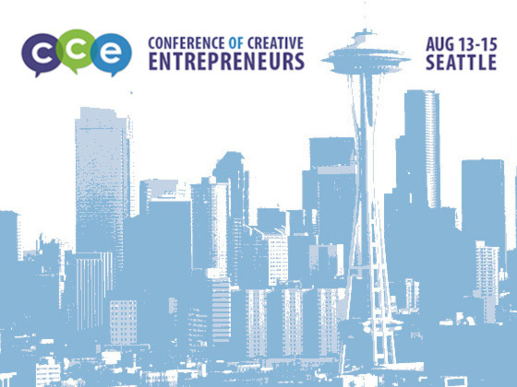 Conference for Creative Entrepreneurs's video poster
