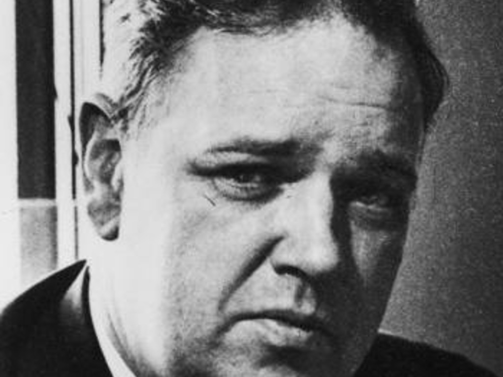 The Story of Whittaker Chambers's video poster