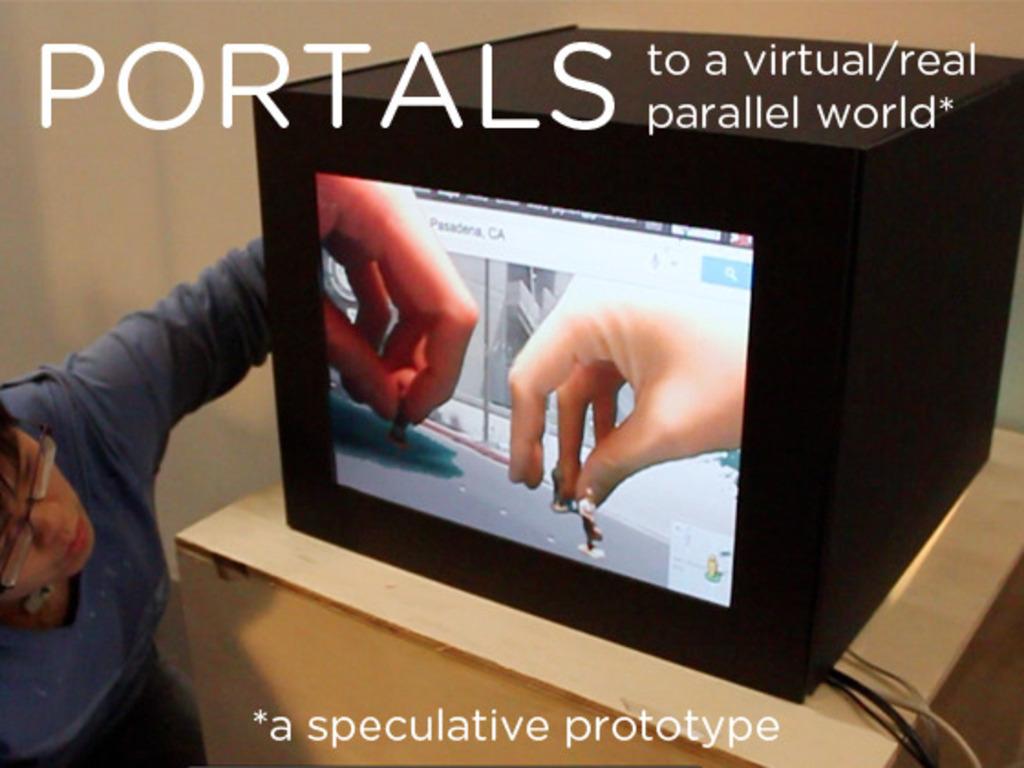 Portals's video poster