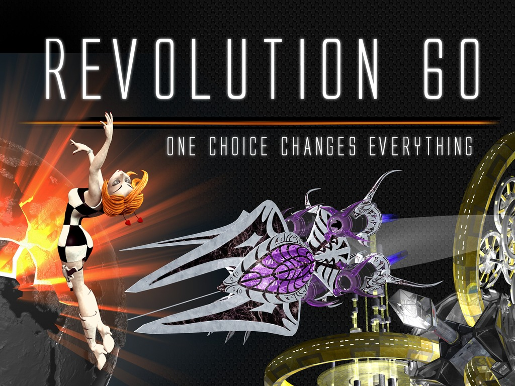 Bring Revolution 60 to PC and Mac!'s video poster