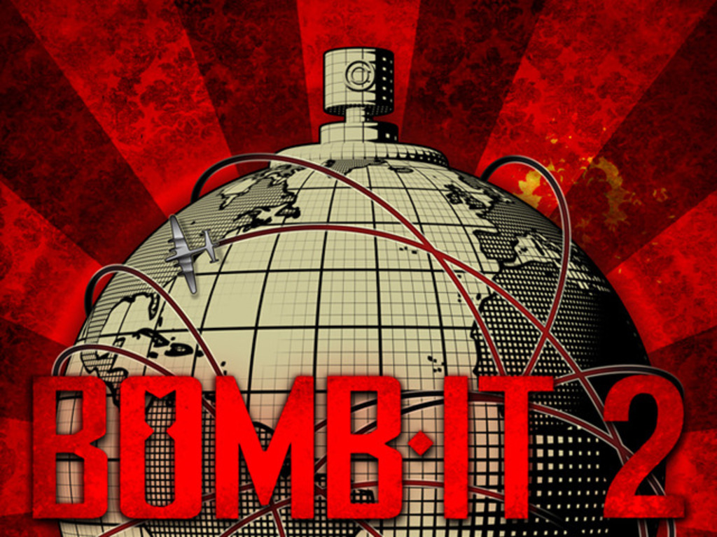 BOMB IT 2's video poster