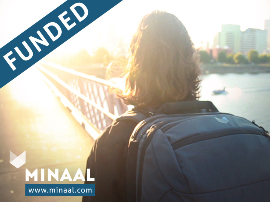 Minaal Carry-on: travel faster, happier & more productive's video poster