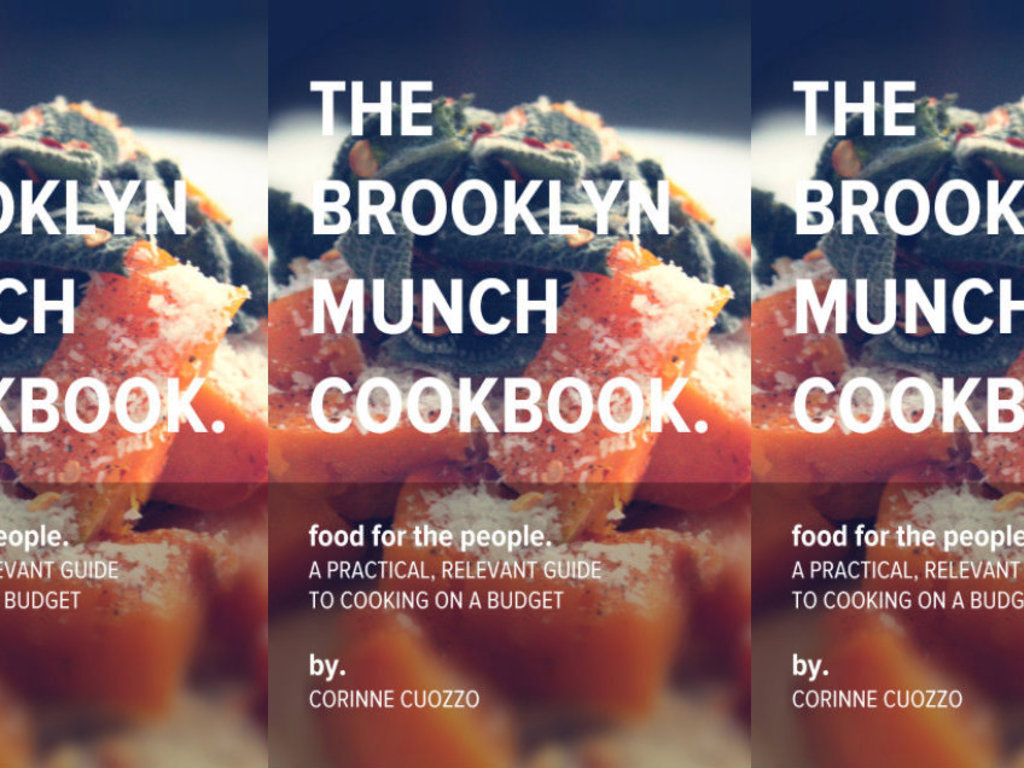 Brooklyn Munch: The Cookbook's video poster