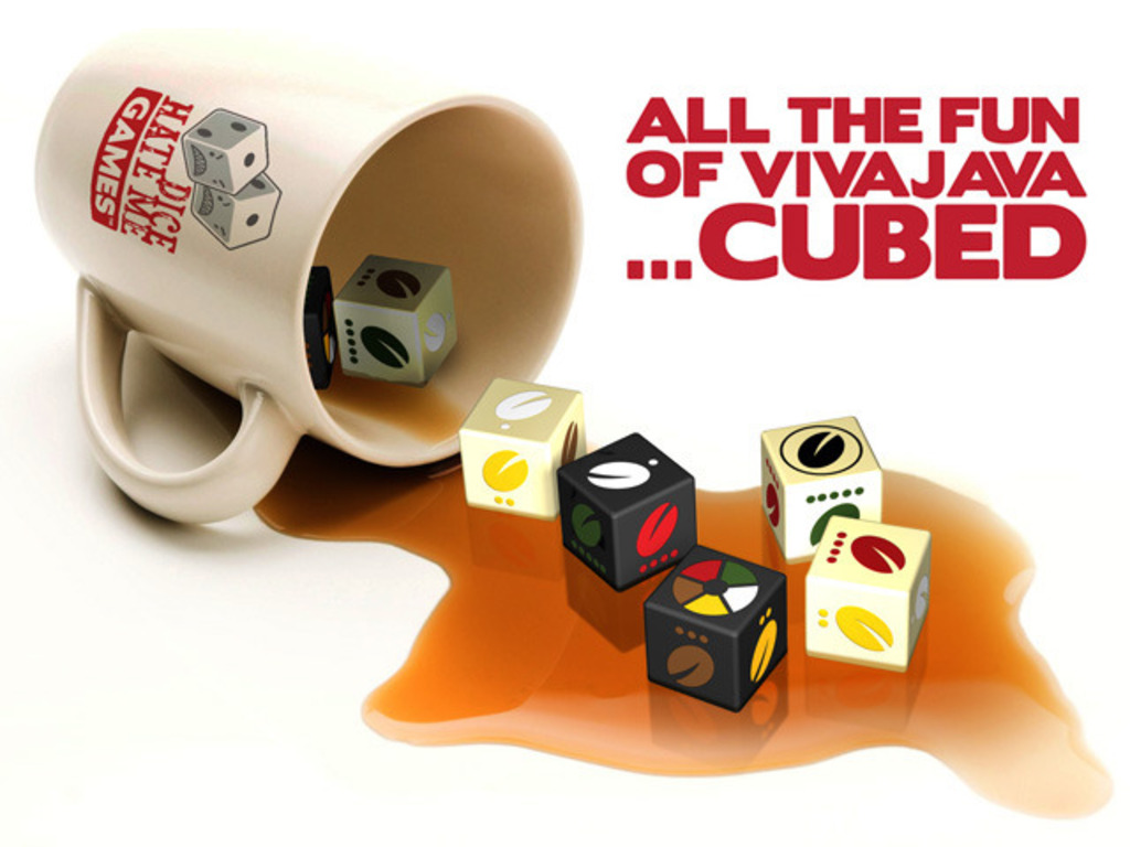 VivaJava: The Coffee Game: The Dice Game's video poster