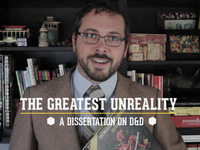 The Greatest Unreality: Story, Play, and Imagination in D&D