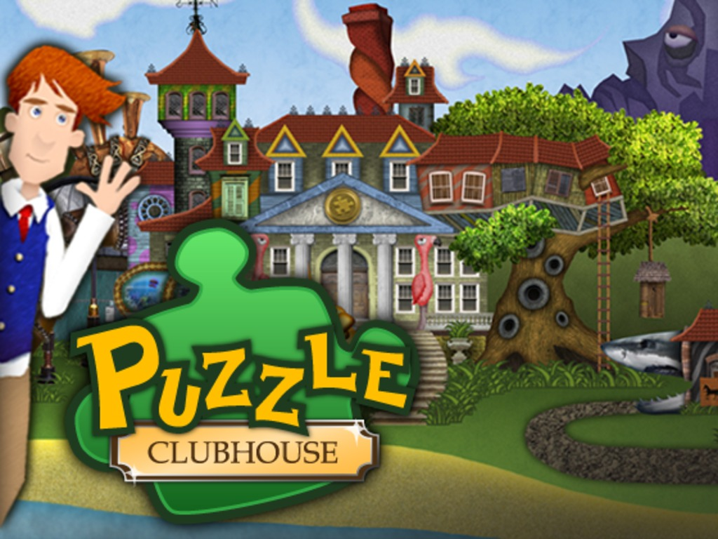 Puzzle Clubhouse: Crowd Designed Episodic Game Dev's video poster