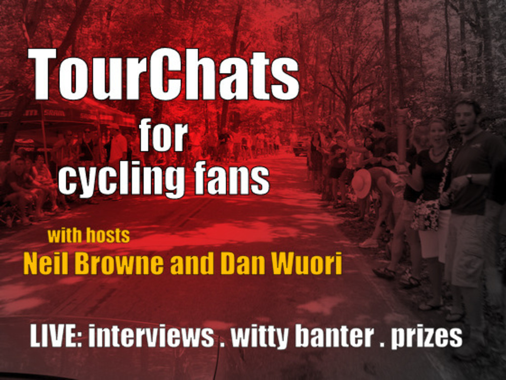 TourChats for Cycling Fans's video poster