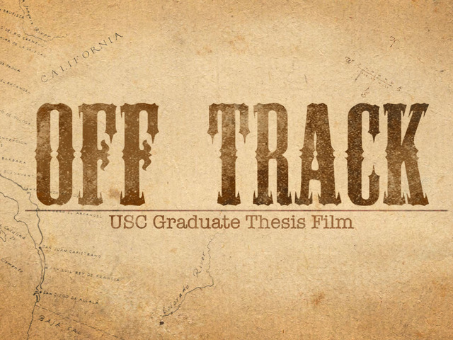 usc graduate thesis film Welcome to graduate admission at the university of southern california, one of the world's leading private research universities usc is home to over 25,000 top-caliber graduate and.