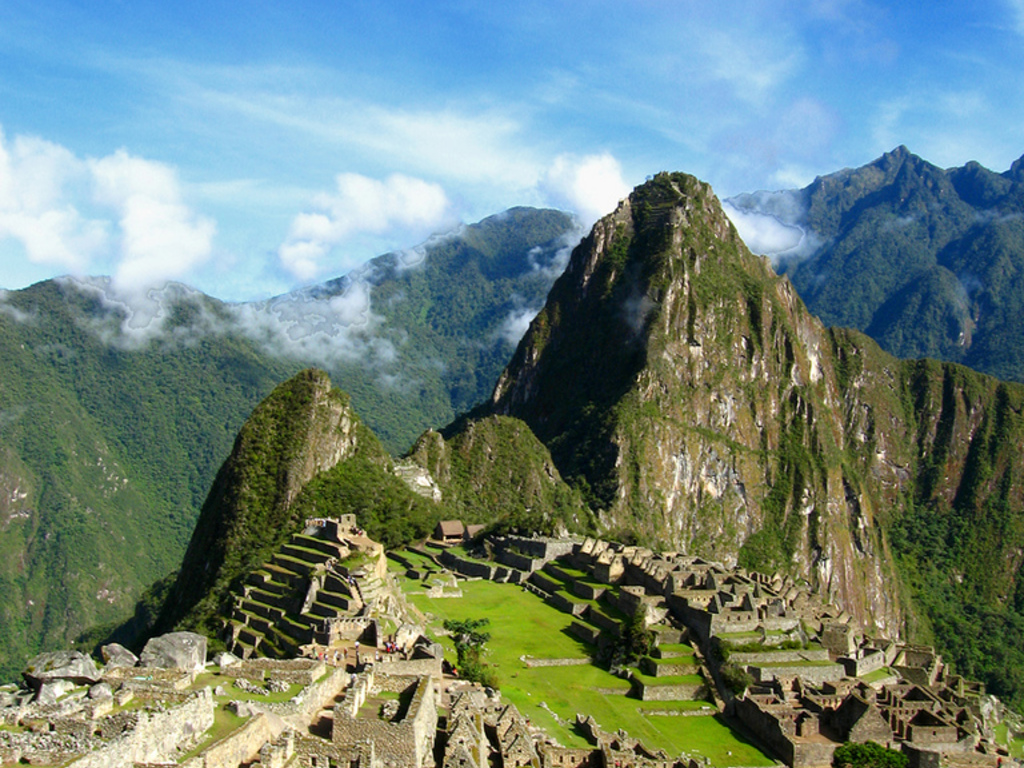 30 Gigapixel Machu Picchu's video poster
