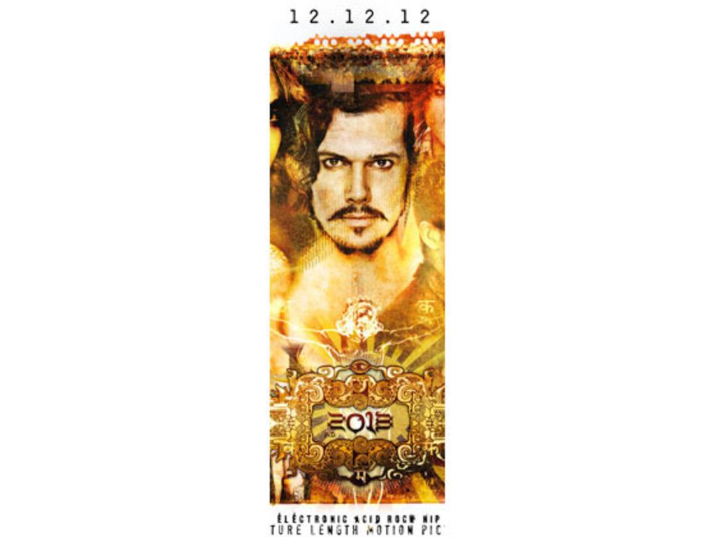 a.d. 2013 / Jesus Christ Superstar's video poster