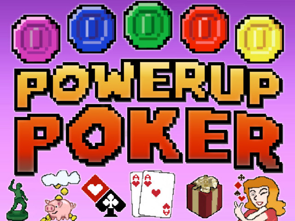 PowerUp Poker's video poster