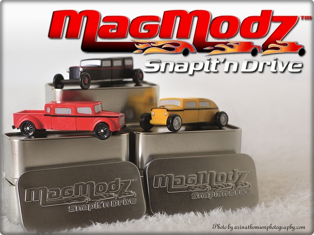 MAGMODZ - Interchangeable, Magnetic Toy Cars's video poster