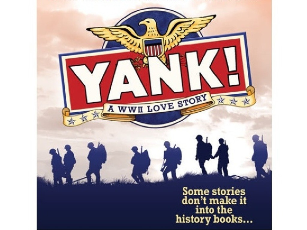 YANK! Original Cast Album's video poster