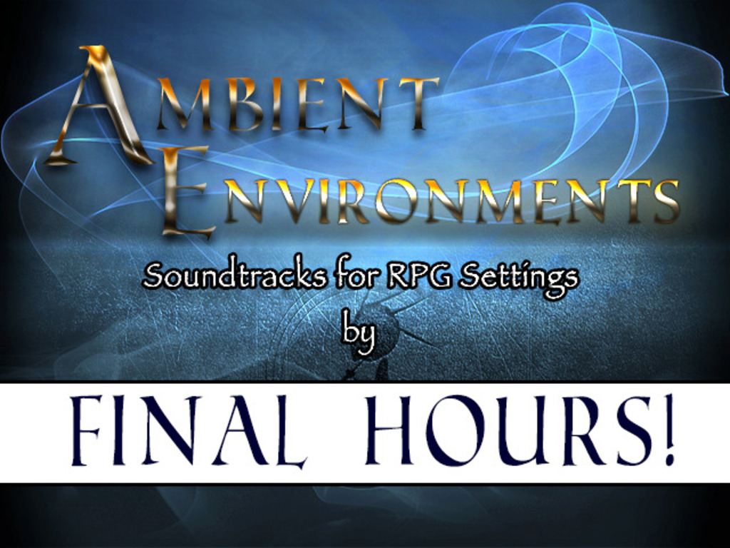 Ambient Environments : Soundtracks for RPG Settings's video poster