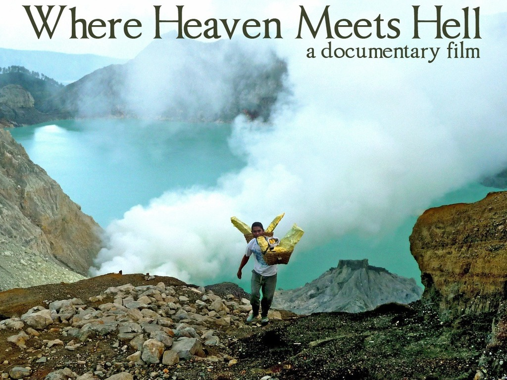 Where Heaven Meets Hell: The Sulfur Miners of Kawah Ijen's video poster