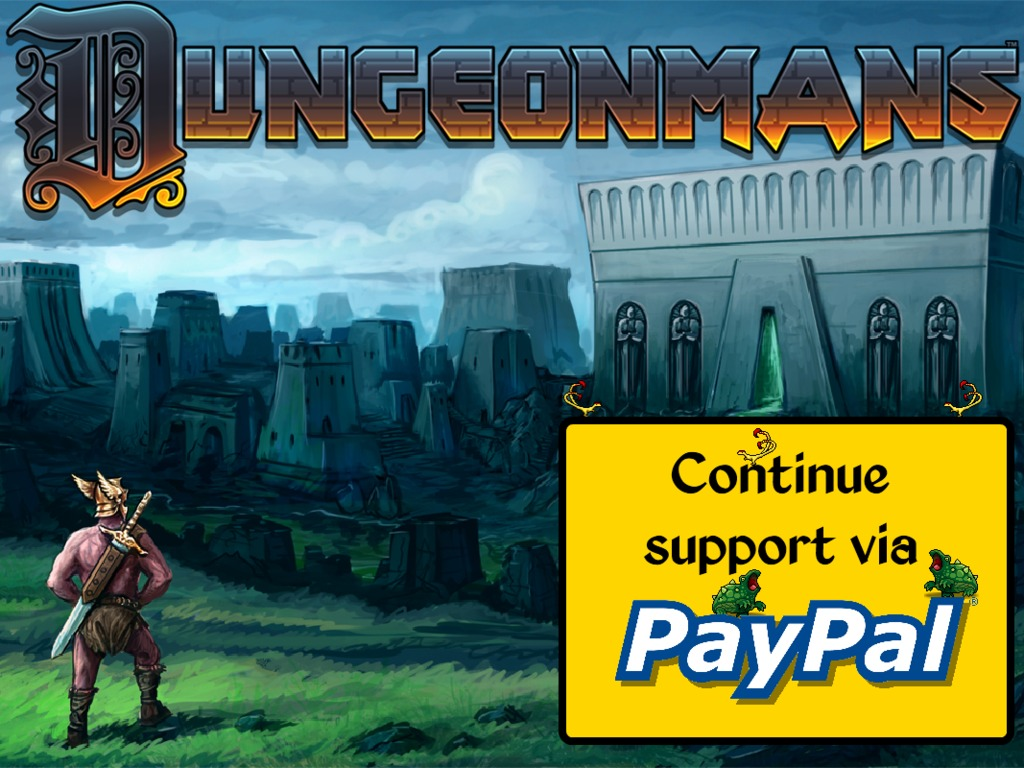 Dungeonmans: The Heroic Adventure Roguelike's video poster