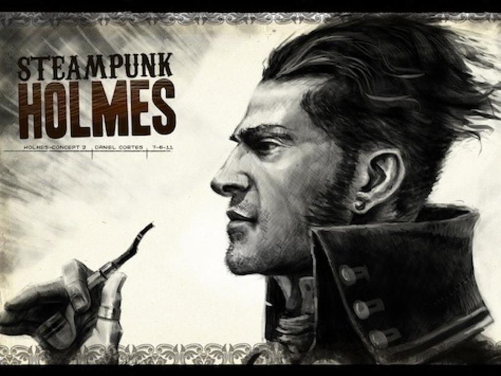 Steampunk Holmes's video poster