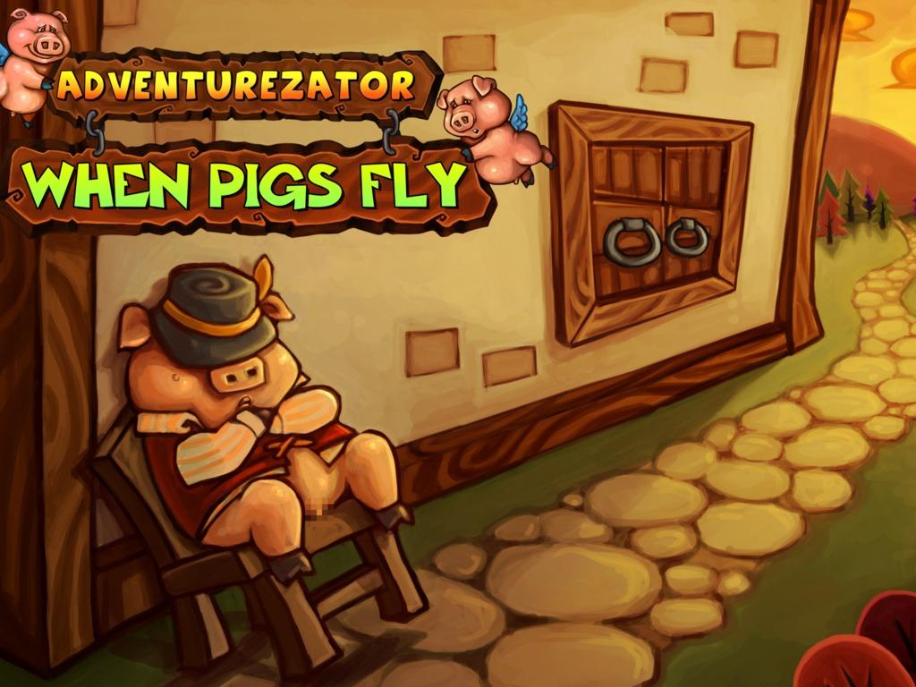 Adventurezator: When Pigs Fly's video poster