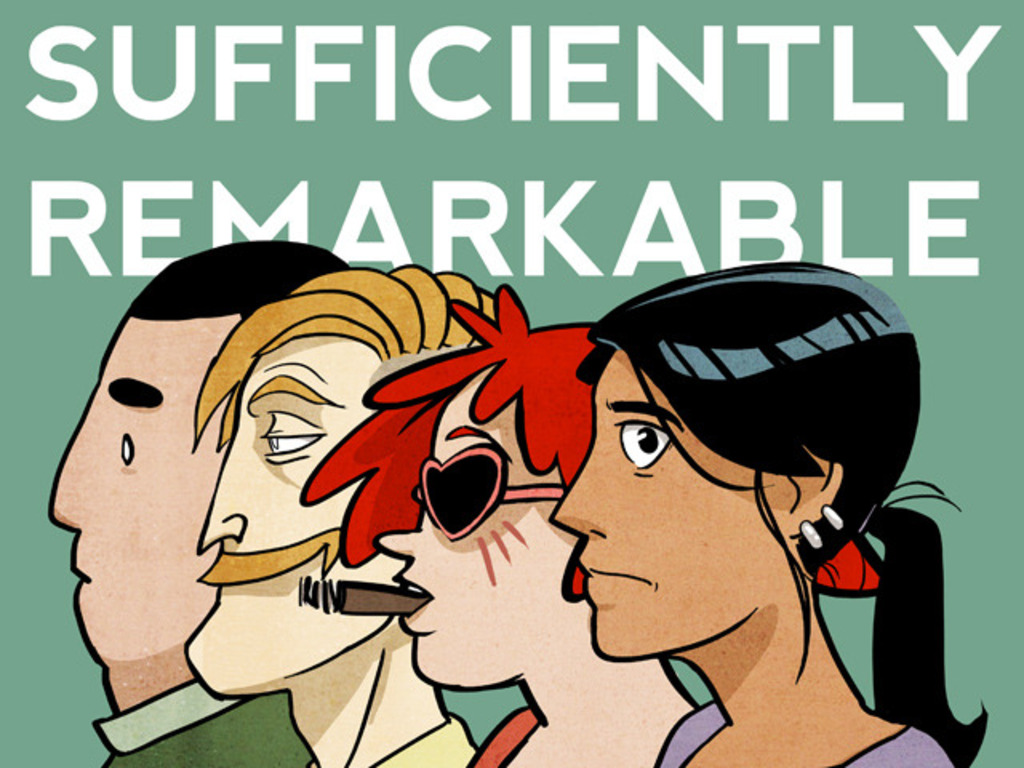 Sufficiently Remarkable's video poster
