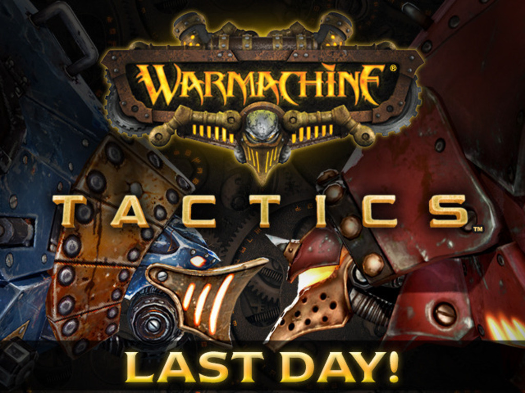 WARMACHINE: TACTICS's video poster