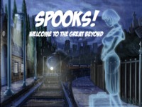 'Spooks! Welcome to the Great Beyond' Tabletop RPG