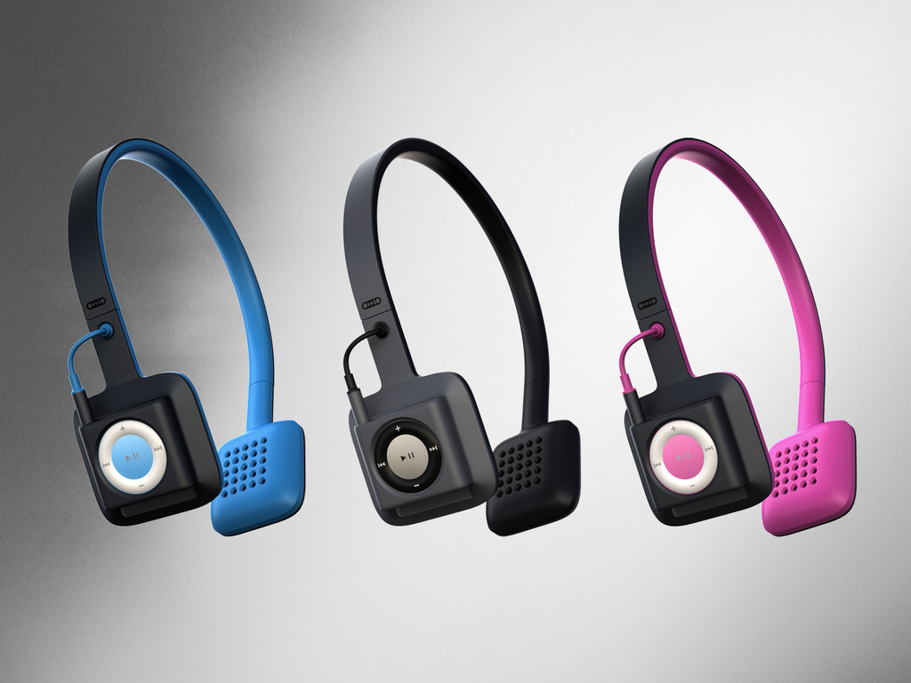 ODDIO1 Cord-Free Shuffle Headphones's video poster