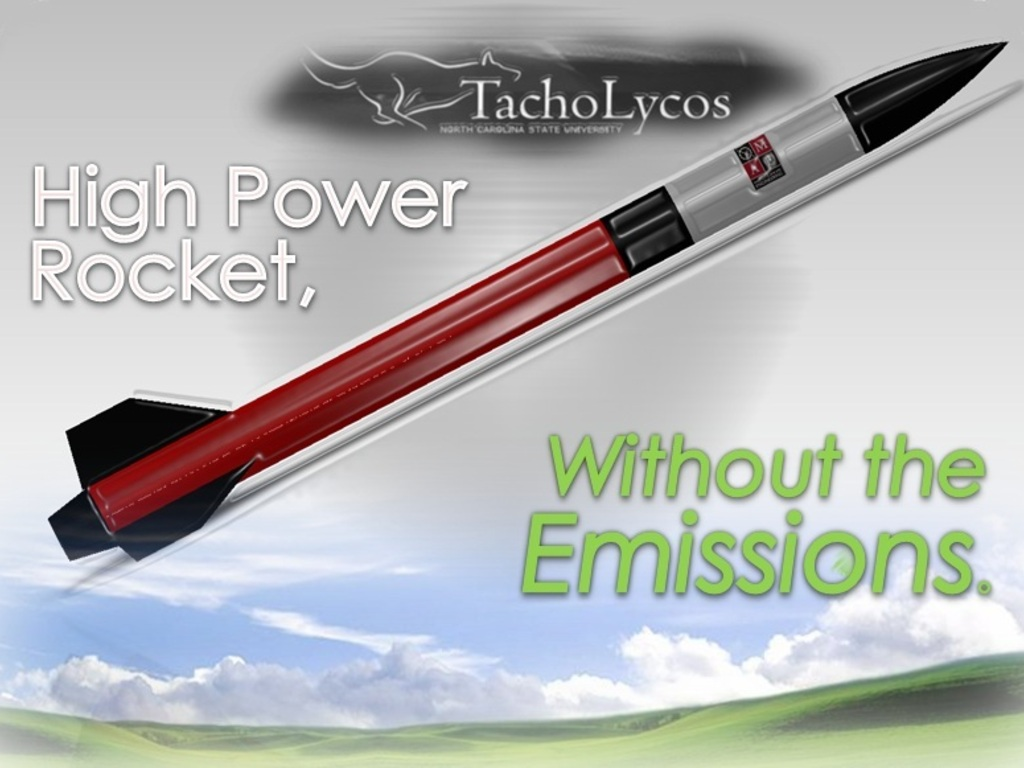 High Power Rocket Without The Emissions's video poster