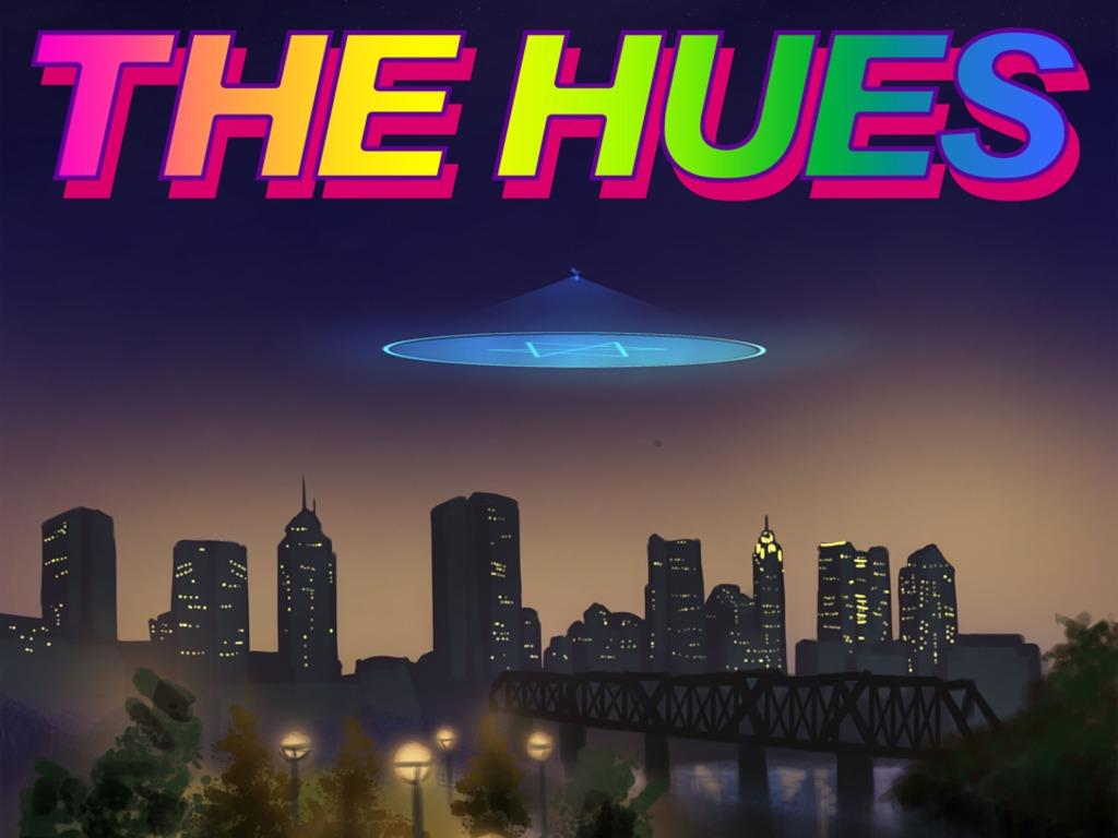 The Hues: a Post-Apocalyptic Magical Kickstarter!'s video poster