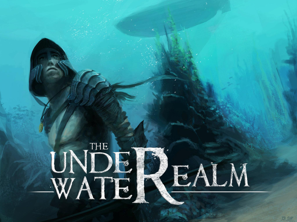 Explore The Underwater Realm's video poster