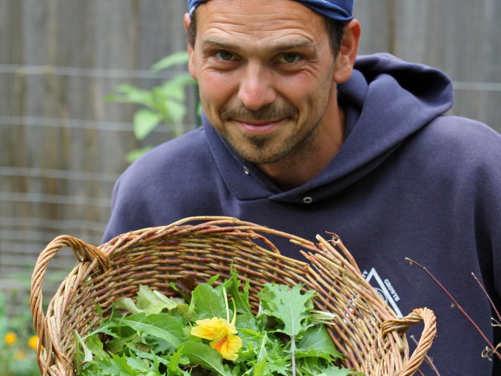 Backyard Harvest: Growing a sustainable (& delicious) food system, one yard at a time's video poster