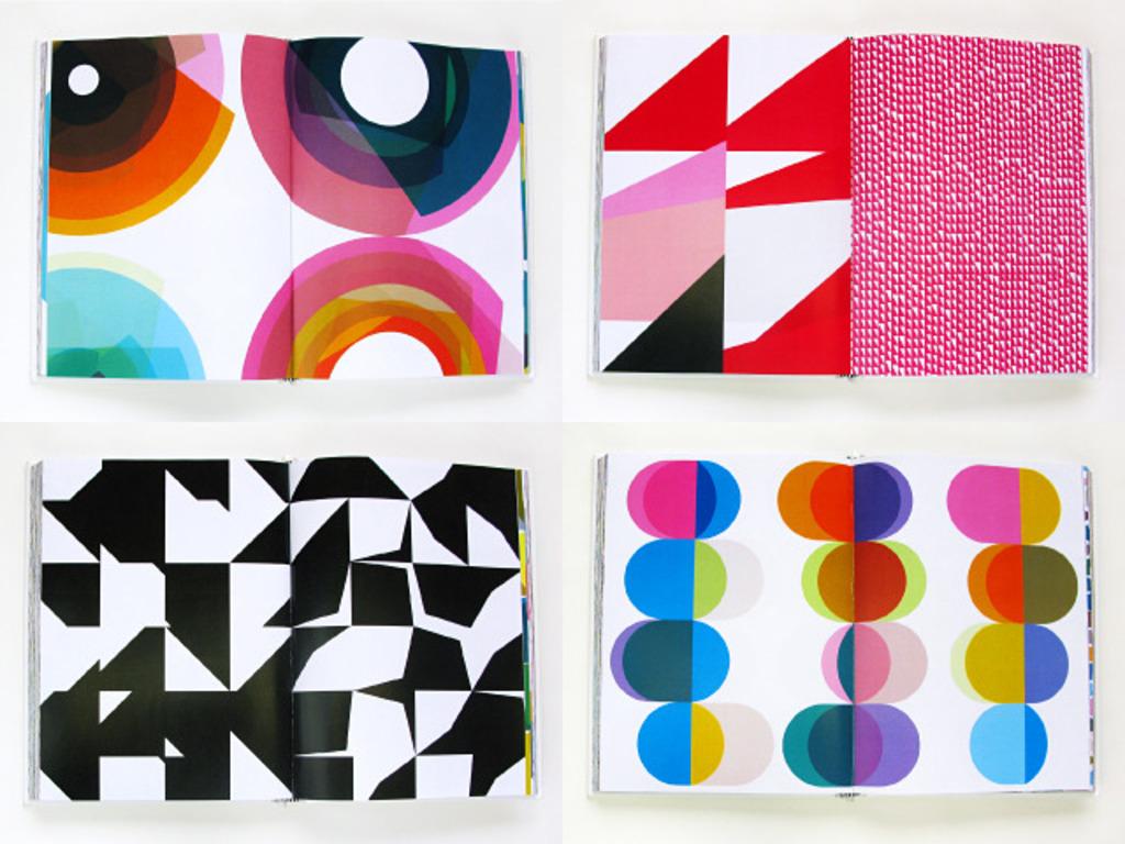 Geometric Pattern Book's video poster