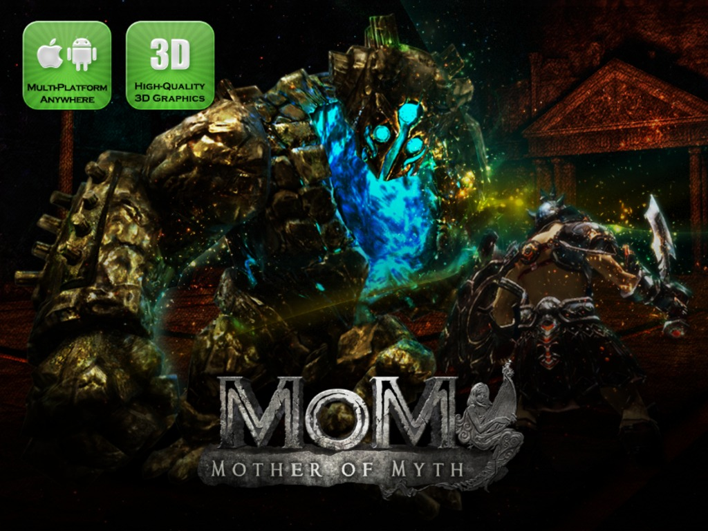 Mother of Myth – Phenomenal Multi-platform Action RPG's video poster