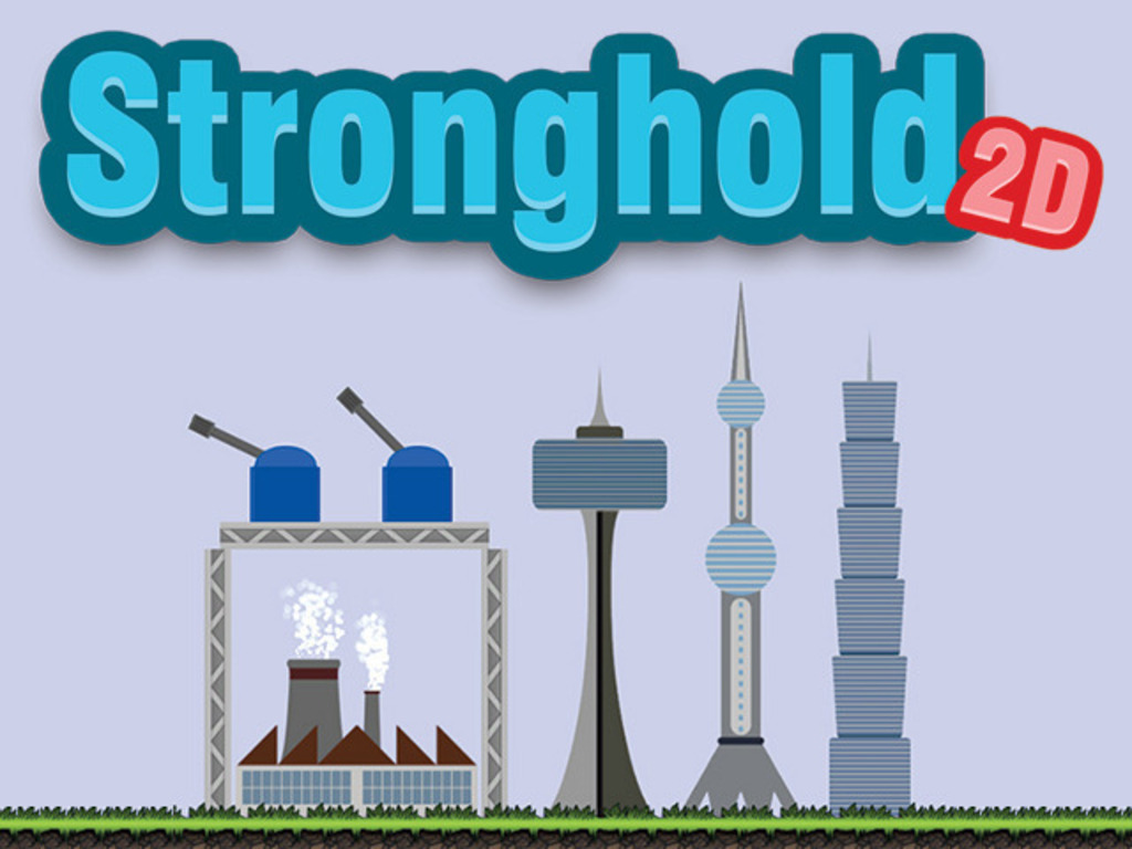 Stronghold2D - Mass Multiplayer 2D War Game's video poster