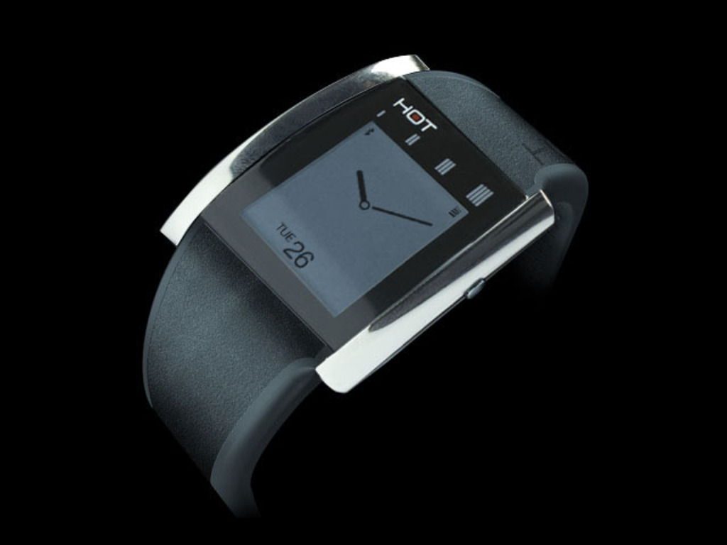 HOT Watch:Complete Smart Watch w/Revolutionary Private Calls's video poster