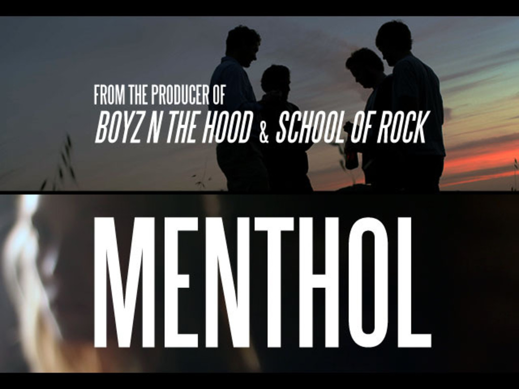 Menthol's video poster