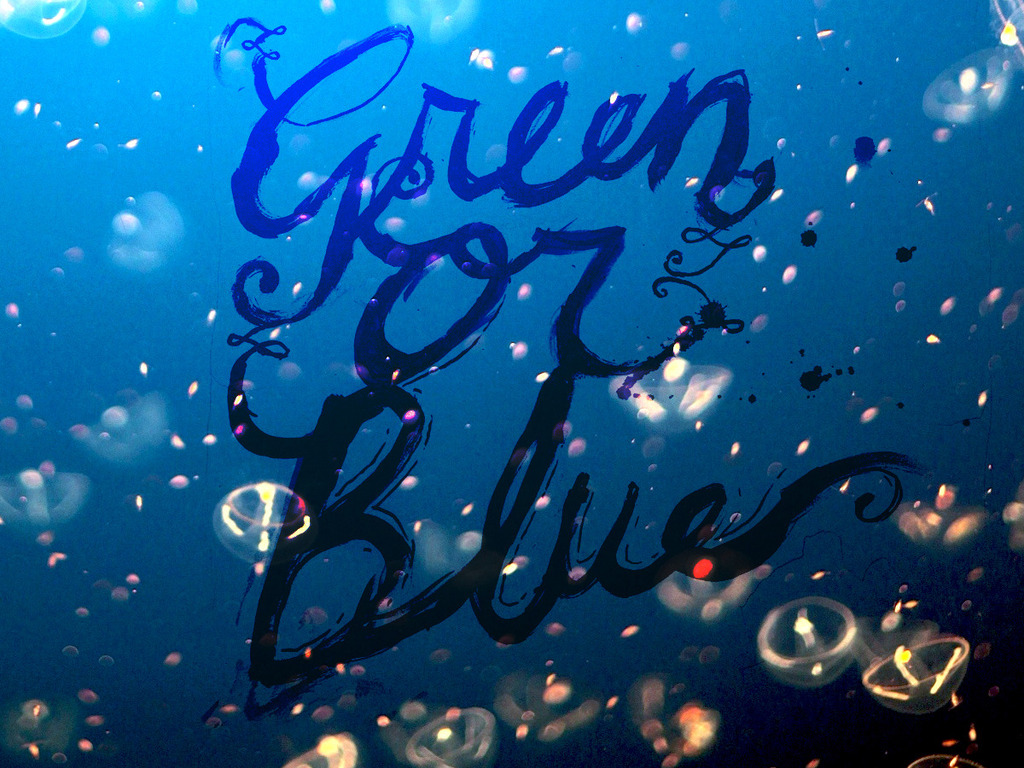 Green or Blue - First Studio Album's video poster