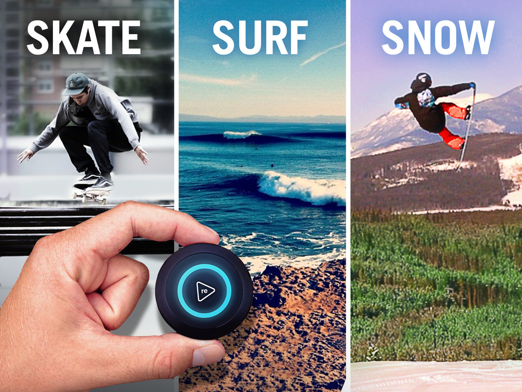TRACE - The Most Advanced Activity Monitor for Action Sports's video poster
