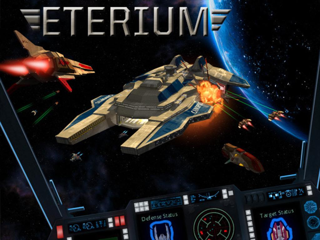 Eterium - A Space Combat Sim for Windows PC's video poster