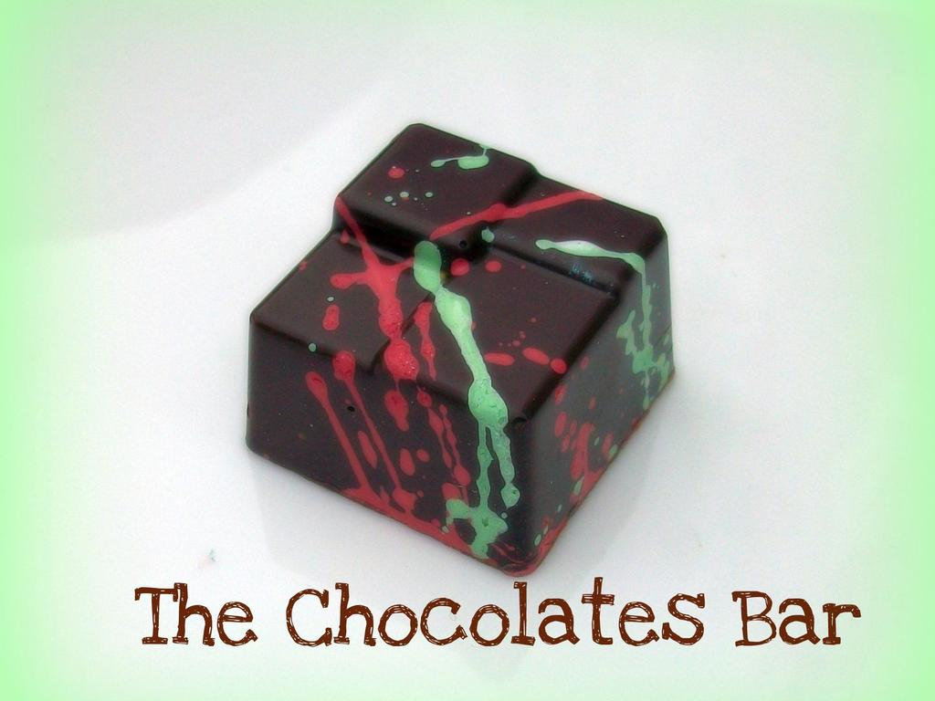The Chocolates Bar - Hand Painted Artisan Chocolates's video poster