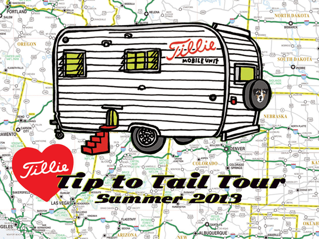 Tillie Tip to Tail Tour's video poster