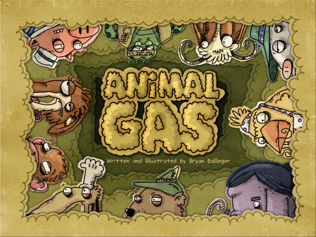 Animal Gas: A Scratch and Sniff Picture Book's video poster